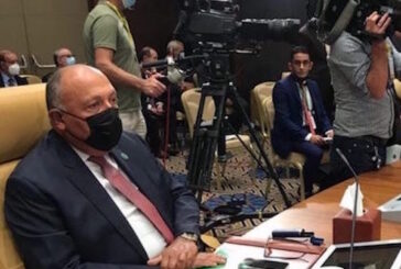 Egyptian FM stress need to support Libyan Military Committee