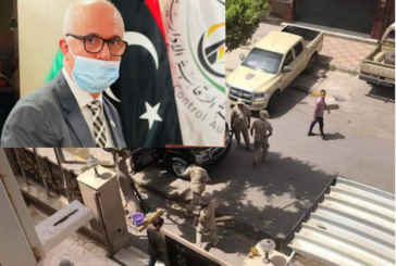 ACA Head denounce attack on the Authority HQs in Tripoli