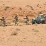 Tunisia announces capture of 52 Syrians trying to cross border from Libya