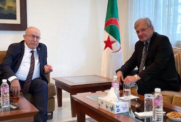 U.S. welcomes meeting of Libya's neighboring countries in Algeria