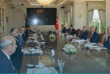 Dbeibeh and Erdogan agree to address issue of guarantee letters for Turkish companies in Libya