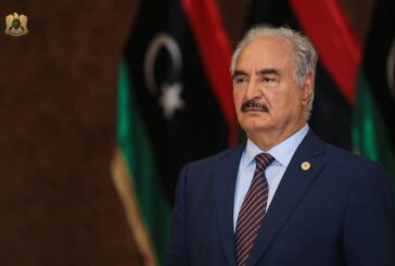 Haftar steps down from LNA leadership ahead of elections