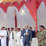 """Haftar visits Marj to """"underscore city's role in fighting terrorism"""""""