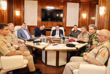 Dbeibeh establishes committee to investigate Tripoli armed clashes