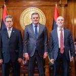 "Sanalla-Aoun feud ""manipulated"" by Dbeibeh, says American reporter"