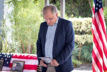 US Envoy to Libya commemorates 9/11