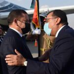 Libyan PM holds talks with Egyptian counterpart in Cairo