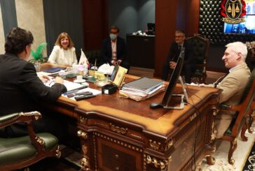 Libyan Attorney-General, French Ambassador discuss forensic cooperation