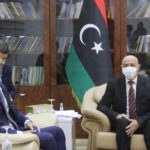 House Speaker, Italian Special Envoy discuss presidential elections law
