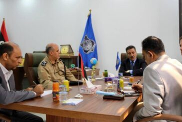 Libyan Interior Ministry, UNSMIL discuss elections security arrangements