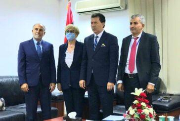 Border security at center of talks between Libya and EUBAM