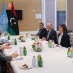 "US diplomat calls for ""moving forward"" with Libya electoral framework"