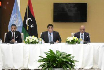 Menfi chairs meeting for Libya's neighbors in New York