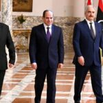 Haftar, Saleh in Cairo for meeting with Sisi