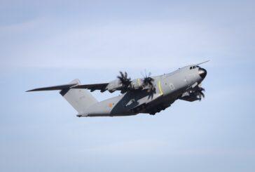 UK Air Force plane intercepted in Misurata