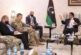 PC President, AFRICOM Commander discuss combating terrorism and organized crime in southern Libya