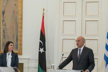 Libyan top diplomat calls for more EU support on migration crisis