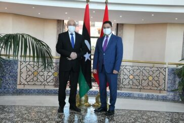 Parliament Speaker in Morocco for intra-Libyan talks