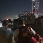 Libyan Coast Guard intercepts 134 migrants