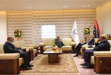 Total's resumption of work in Libya encourage international companies to return, says NOC Chair