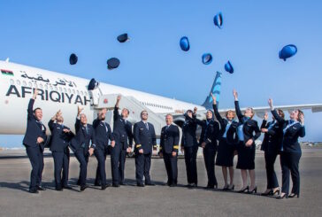 After three-year hiatus, Afriqiyah announces first flight from Tripoli to Cairo