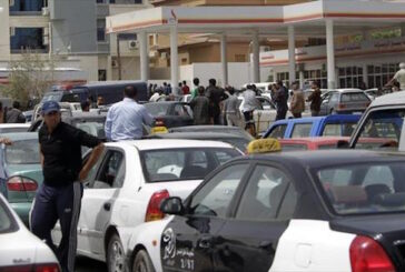Lack of gas leads to traffic congestion at stations in Tripoli