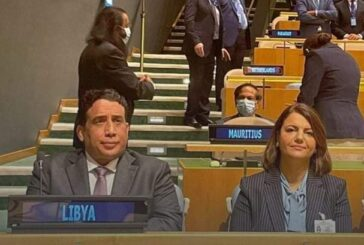 Libya PC President, Foreign Minister participate in UN General Assembly session