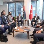 Erdogan and Menfi discuss latest political developments in Libya