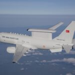 Turkish warplane carries out surveillance mission over Tripoli coast