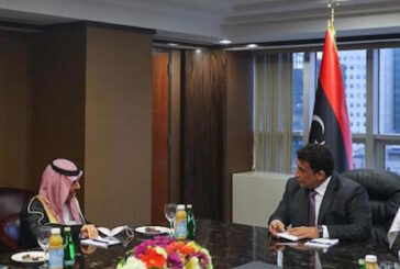 Saudi Arabia hopes success of all Libyan political agreement stages