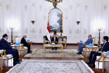 Haftar, Saleh discuss developments in Libya with Sisi of Egypt