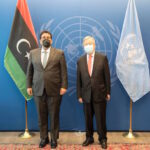 PC President, UN Secretary-General discuss developments in Libya