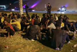 70 migrants intercepted off Libya's west coast