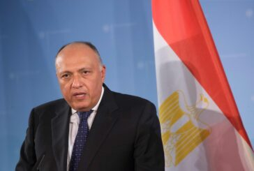 Shoukry affirms Egypt's support for political roadmap in Libya