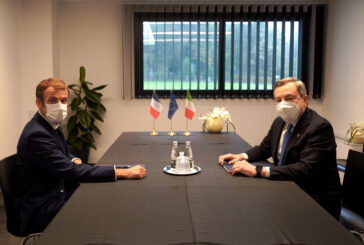 Leaders of France, Italy discuss Libya conference in November