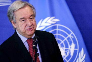 Guterres welcomes Libyan plan for foreign forces withdrawal