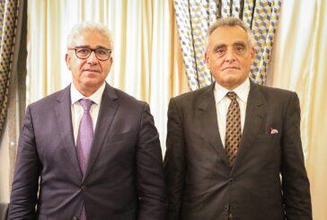 Bashagha, Buccino discuss Libyan elections