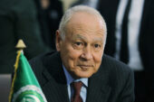 Aboul Gheit to visit Libya and Tunisia