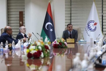 Libya PM urges NOC to open new horizons for cooperation with major international oil companies