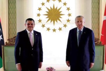 Erdogan to visit Libya on Friday