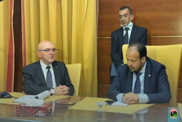 Libya and Greece discuss cooperation in health sector