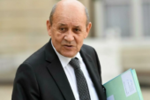 Le Drian to attend Libya Stability Conference in Tripoli
