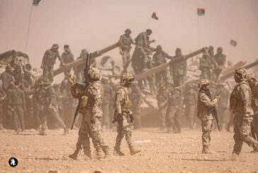PHOTOS   LNA conducts big maneuver on fighting terrorism