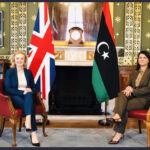 Mangoush, Truss discuss Libya elections and foreign forces exit
