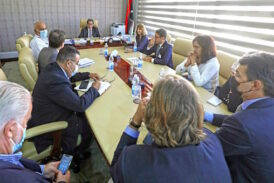 France and Libya discuss cooperation in oil and gas