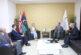 HNEC Head and British Ambassador review developments of Libya elections